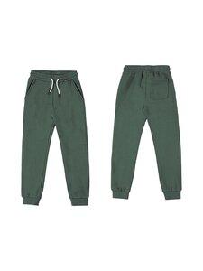 Nukutavake - Basic Cuffed Fleece Trousers Jogging Pants -collegehousut - SAGE 42 | Stockmann