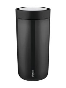 Stelton - To Go Click -termosmuki 0,4 l - BLACK | Stockmann