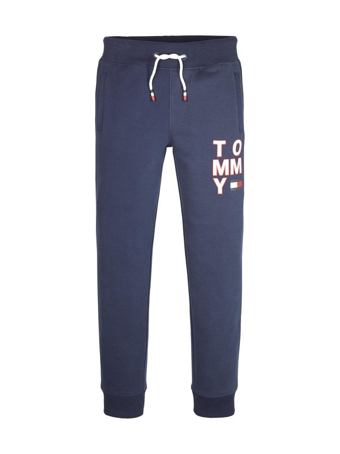 Graphic Sweatpants -collegehousut