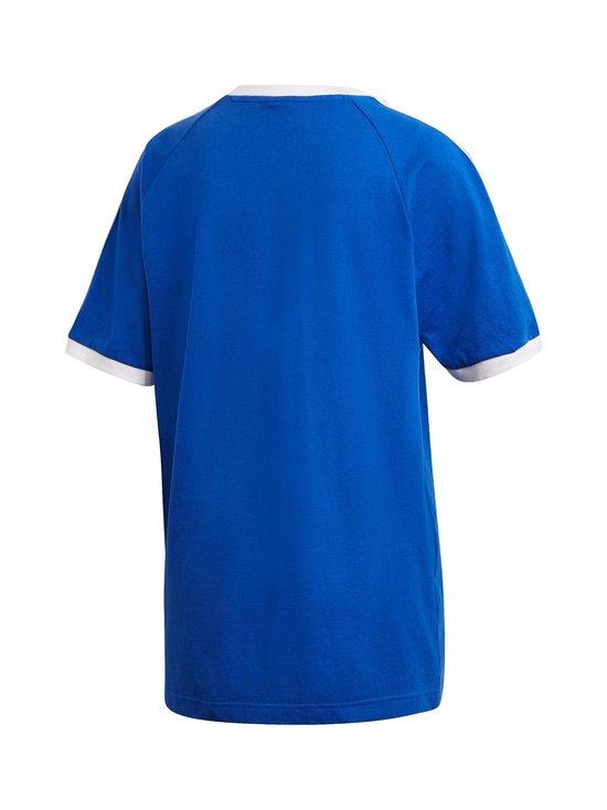 adidas Originals - 3 Stripe Tee -paita - TEAM ROYAL BLUE | Stockmann - photo 2