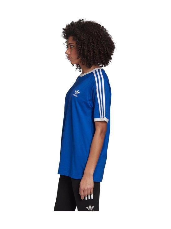 adidas Originals - 3 Stripe Tee -paita - TEAM ROYAL BLUE | Stockmann - photo 7