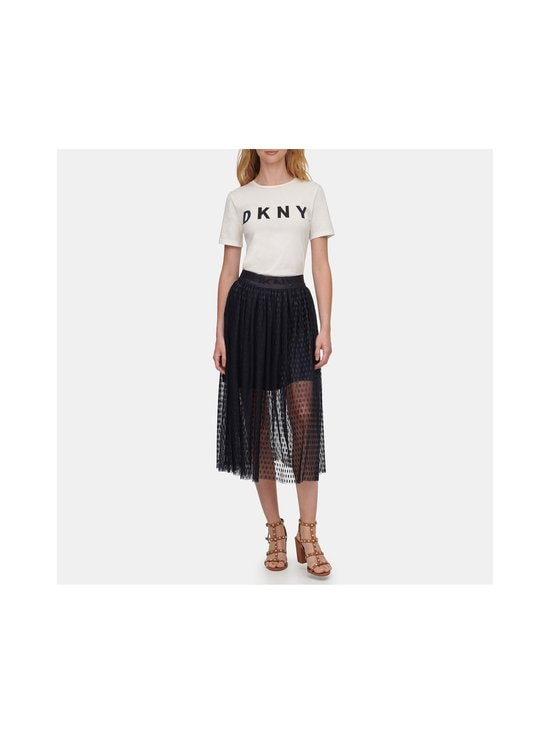 Dkny - Pull On Mesh Skirt -hame - NEW NAVY | Stockmann - photo 3