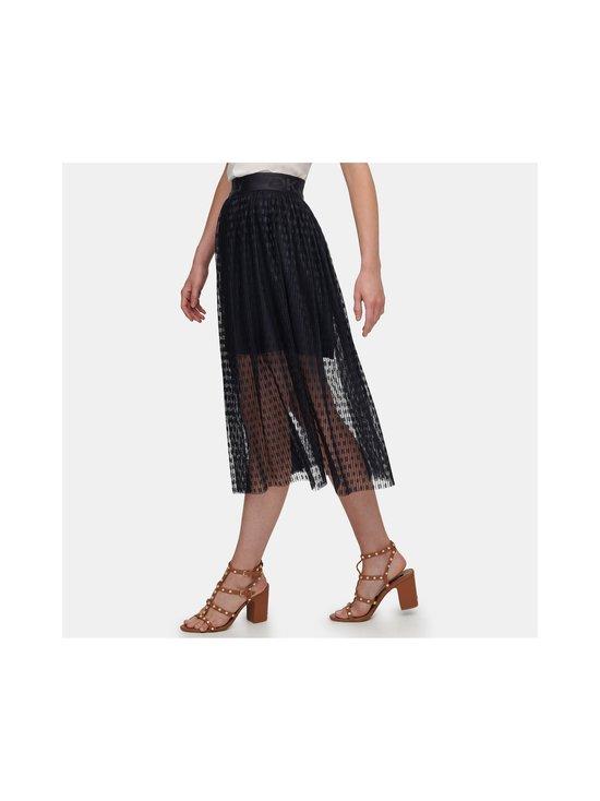 Dkny - Pull On Mesh Skirt -hame - NEW NAVY | Stockmann - photo 4