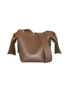 Acne Studios - Musubi Mini Bag -nahkalaukku - CAMEL BROWN | Stockmann
