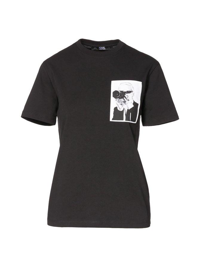 Karl Legend Pocket Tee -paita