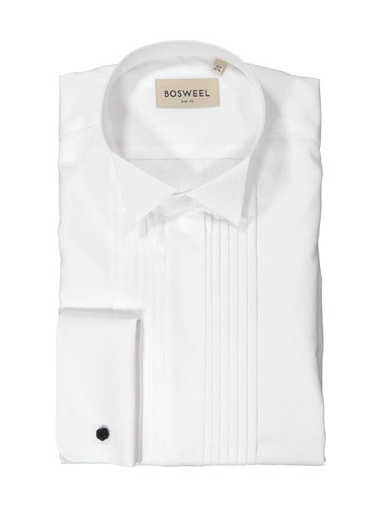 Bosweel - Slim Fit -smokkipaita - WHITE | Stockmann - photo 1