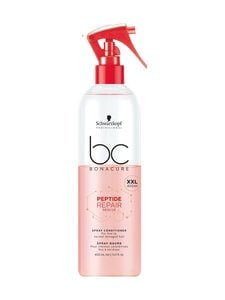 Schwarzkopf Professional - BC Bonacure Peptide Repair Rescue Spray Conditioner -hoitoaine 400 ml | Stockmann