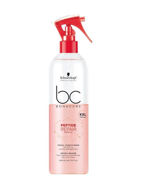 BC Bonacure Peptide Repair Rescue Spray Conditioner -hoitoaine 400 ml