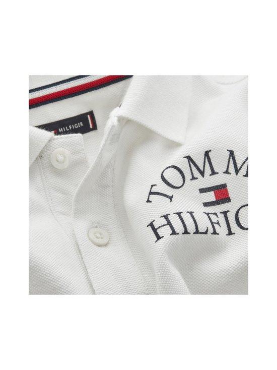 Tommy Hilfiger - Essential Logo Chest Polo -pikeepaita - YBR WHITE 658-170   Stockmann - photo 3