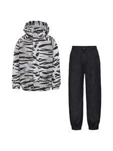 Molo - Whalley Rainwear -sadeasu - 6416 TIGER BLACK | Stockmann