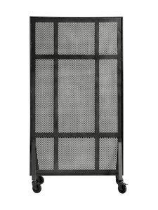 Muubs - Partition-tilanjakaja 102 x 186 x 40 cm - BLACK | Stockmann