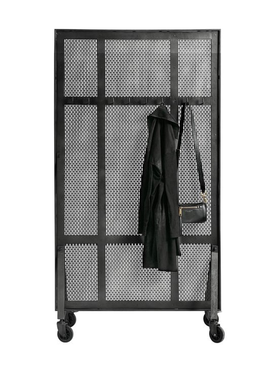 Muubs - Partition-tilanjakaja 102 x 186 x 40 cm - BLACK   Stockmann - photo 2