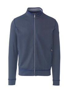 Bugatti - Sweatshirt Jacket -collegetakki - 370 ROYAL | Stockmann