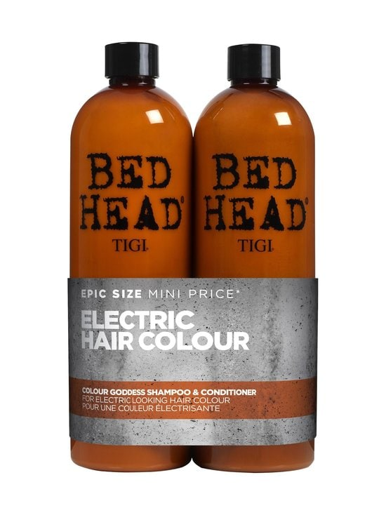 Tigi Bedhead - Bed Head Colour Goddess Tweens -shampoo ja hoitoaine 2 x 750 ml - null | Stockmann - photo 1