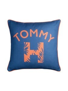 Tommy Hilfiger - Miami Floral -tyynynpäällinen 40 x 40 cm - CORAL | Stockmann