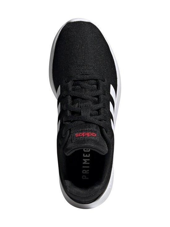adidas Performance - Lite Racer -sneakerit - CBLACK/FTWWHT/SCARLE | Stockmann - photo 2