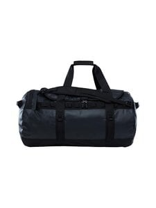 The North Face - Base Camp Duffel M -laukku 71 l - EVERGREEN TNF BLACK | Stockmann