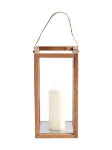 Muubs - Lantern L -lyhty 20 x 40 x 20 cm - NATURE | Stockmann