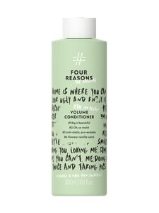 Four Reasons - Volume Conditioner -hoitoaine 300 ml - null | Stockmann