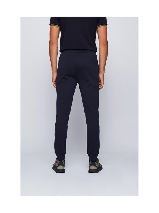 BOSS - Halvo Jersey Trousers -housut - 402 DARK BLUE | Stockmann - photo 3