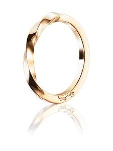 Efva Attling - Viking Plain Ring -sormus - GOLD | Stockmann