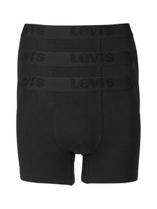 Levi's - Boxer Brief -bokserit 2-pack - 001 BLACK   Stockmann