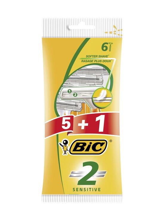Bic - 2 Sensive -varsiterä 5+1 kpl - NOCOL | Stockmann - photo 1