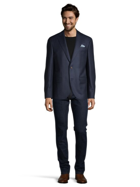 SAND Copenhagen - Sherman Napoli Normal Blazer -bleiseri - 590 NAVY | Stockmann - photo 2