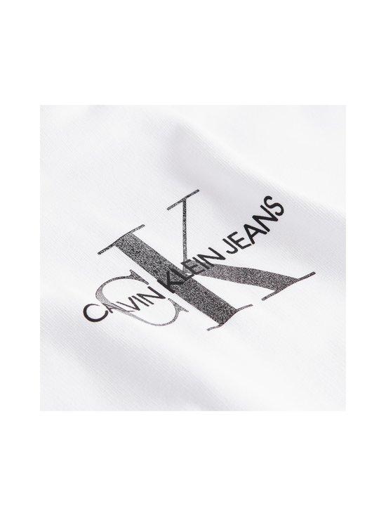 Calvin Klein Jeans Plus - Plus Glitter Monogram Hoodie -huppari - YAF BRIGHT WHITE | Stockmann - photo 5