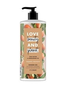 Love Beauty and Planet - Majestic Moisture Shower Gel -suihkugeeli 500 ml | Stockmann