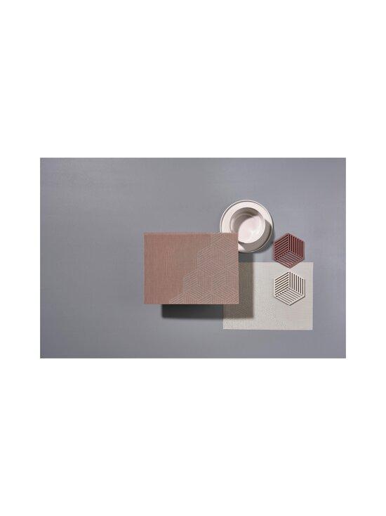 Zone - Hexagon-pannunalunen 16 x 14 cm - WARM GREY   Stockmann - photo 2