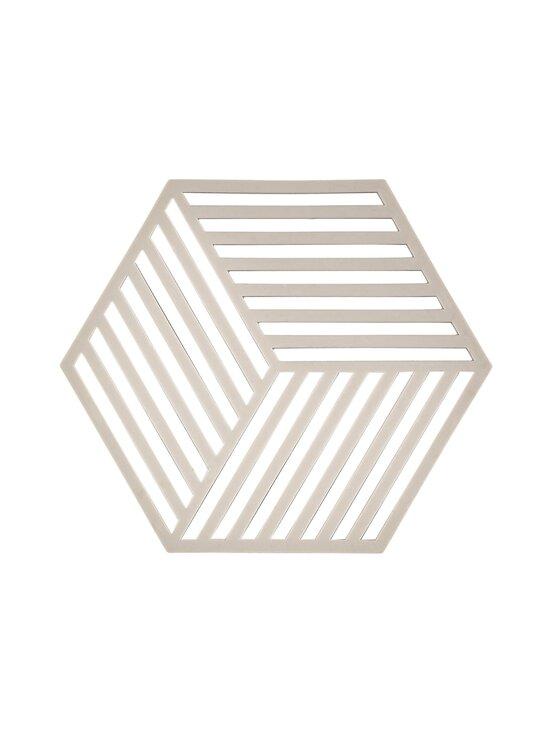 Zone - Hexagon-pannunalunen 16 x 14 cm - WARM GREY   Stockmann - photo 4