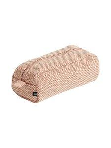 HAY - Hue Make Up Bag -kosmetiikkalaukku - SOFT PINK   Stockmann