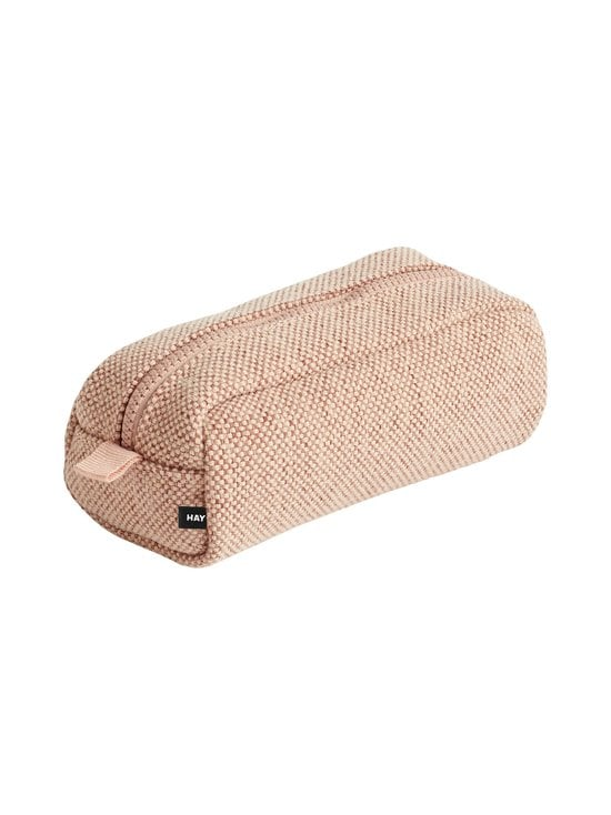 HAY - Hue Make Up Bag -kosmetiikkalaukku - SOFT PINK | Stockmann - photo 1