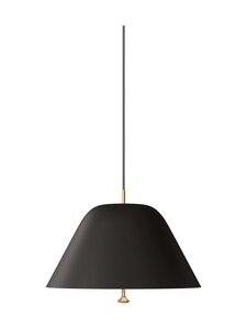 Menu - Levitate Pendant -riippuvalaisin 40 cm - PANTONE BLACK C BLACK | Stockmann