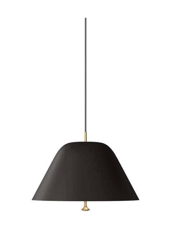 Menu - Levitate Pendant -riippuvalaisin 40 cm - PANTONE BLACK C BLACK | Stockmann - photo 1