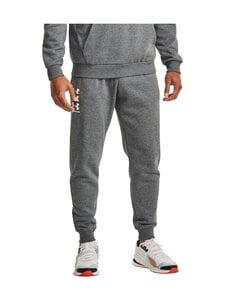 Under Armour - Rival Multilogo Joggers -housut - 012 PITCH GRAY | Stockmann