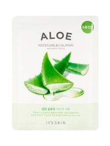 It'S SKIN - The Fresh Aloe Mask Sheet -kasvonaamio 18 g | Stockmann