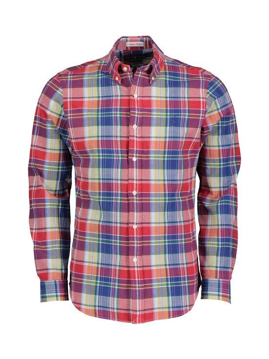 Polo Ralph Lauren - Sport Shirt Custom Fit -kauluspaita - 3FH7 MULTI | Stockmann - photo 1