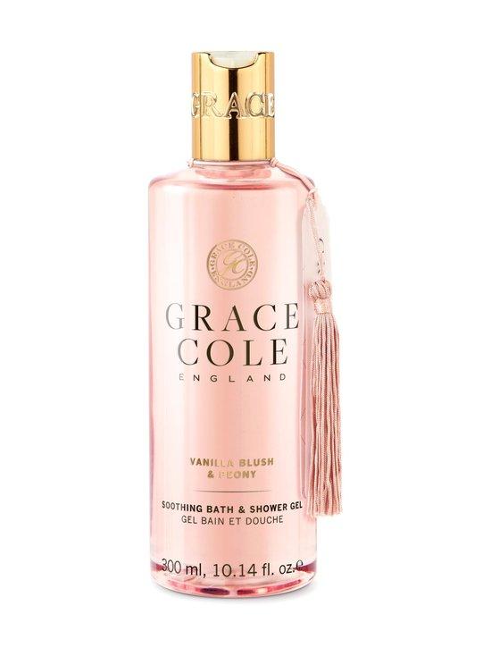 Grace Cole - Vanilla Blush & Peony Bath & Shower Gel -suihkugeeli 300 ml - null | Stockmann - photo 1
