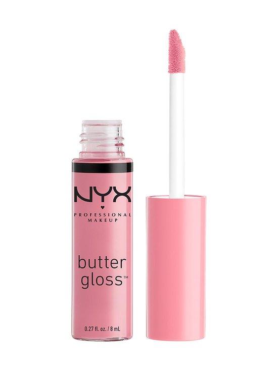 NYX Professional Makeup - Butter Gloss -huulikiilto - 02 ECLAIR | Stockmann - photo 1