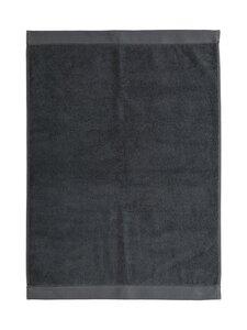 Balmuir - Lugano-pyyhe 50 x 70 cm - 102 DARK GREY | Stockmann
