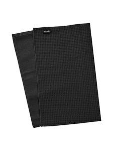 Casall - Yoga Towel -pyyhe - 901 BLACK   Stockmann