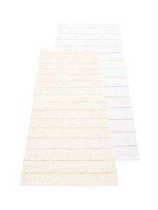 Pappelina - Carl-muovimatto 70 x 180 cm - VANILLA WHITE (VALKOINEN) | Stockmann