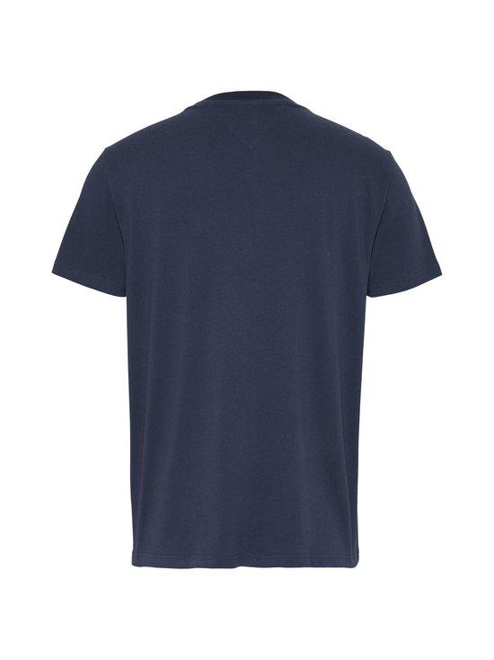 Tommy Jeans - Tommy Badge Organic Cotton T-Shirt -paita - C87 TWILIGHT NAVY | Stockmann - photo 2