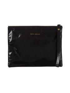 Isabel Marant - Netah Iconic Shopper -nahkalaukku - 01BK BLACK | Stockmann