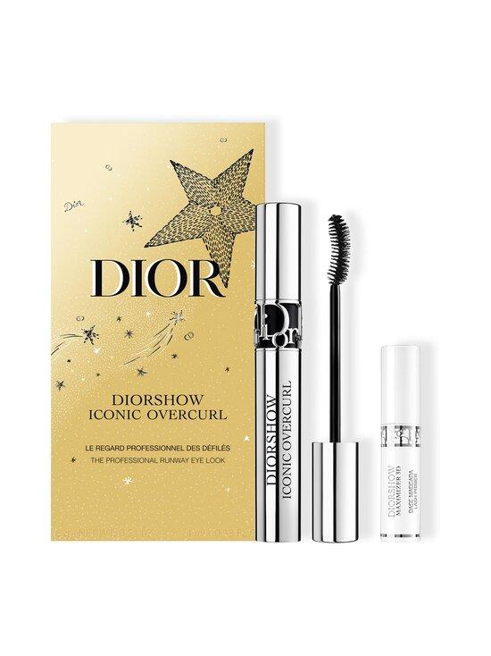 DIOR - Holiday Couture Collection Diorshow Iconic Overcurl Mascara -ripsiväripakkaus - BLACK | Stockmann - photo 1