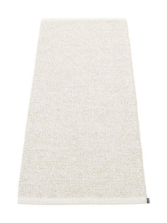 Pappelina - Svea-muovimatto 60 x 150 cm - STONE METALLIC (BEIGE)   Stockmann - photo 1