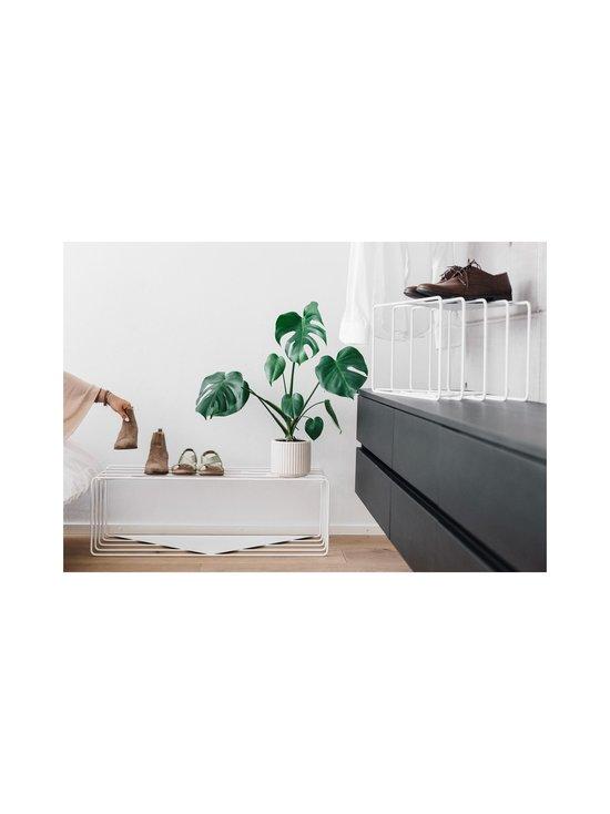 BEdesign - Lume-kenkäteline, iso - VALKOINEN | Stockmann - photo 2