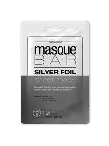 Masque Bar - Silver Foil Sheet Mask -kasvonaamio - null | Stockmann